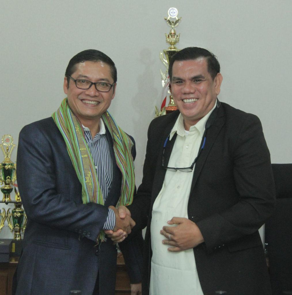 widyatama 2 1014x1024 - Badan Akreditasi Perguruan Tinggi Timor Leste Kunjungi Universitas Widyatama