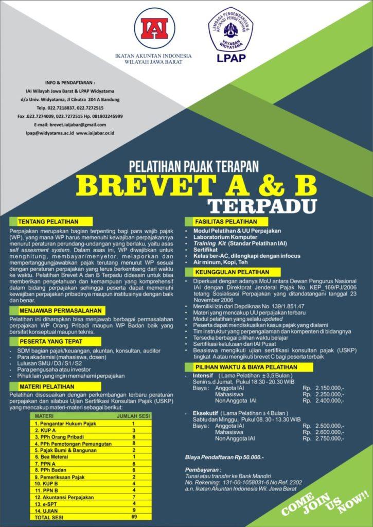 B AB 725x1024 - DIBUKA ! Pendaftaran Pelatihan Pajak Brevet