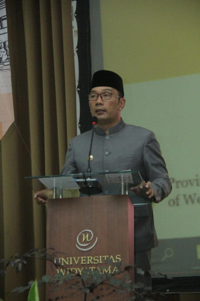 Ridwan Kamil : Indonesia Berpeluang Menjadi Negara Adidaya Tahun 2045