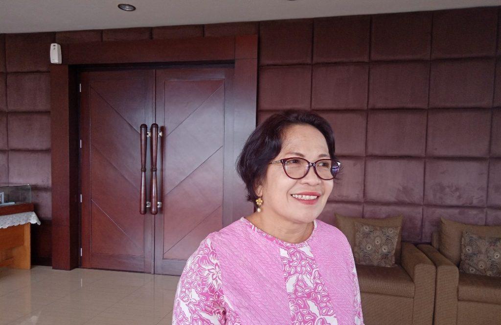Gultom pusat karir kemenristekdikti 1024x665 - Widyatama University Becomes a Model of Career Centers for Indonesian Colleges
