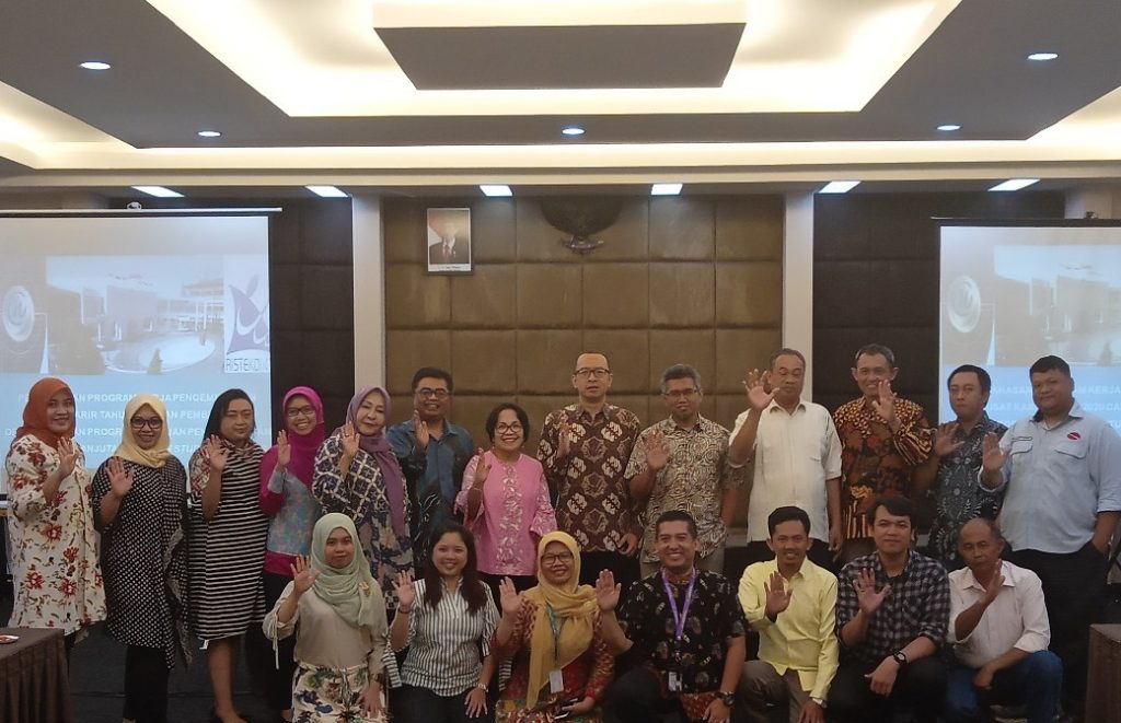 Widyatama University Becomes a Model of Career Centers for Indonesian Colleges