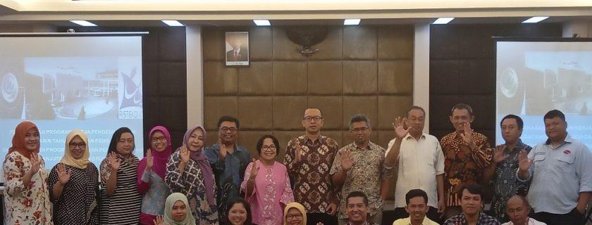 Universitas Widyatama Menjadi Percontohan Pusat Karir Bagi Perguruan Tinggi Se-Indonesia