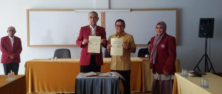 USB YPKP Collaborated with Prof. Obi Rector Widyatama to Fasten Publishing International Journal