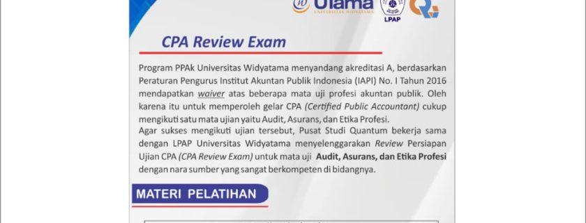 Pelatihan CPA