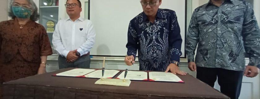 Universitas Widyatama Melakukan MoU Virtual Dengan Universitas Kuningan
