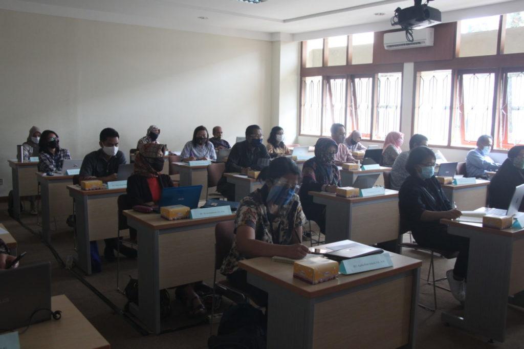 IMG 0767 1024x682 - Di Usia Ke-19 Universitas Widyatama Makin Serius Meningkatkan Kualitas Lulusan, Dengan Menggelar Pelatihan Calon Asesor LSP-BNSP