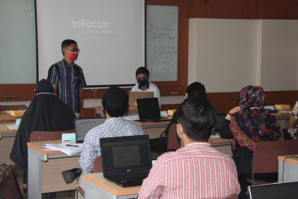 Di Usia Ke-19 Universitas Widyatama Makin Serius Meningkatkan Kualitas Lulusan, Dengan Menggelar Pelatihan Calon Asesor LSP-BNSP
