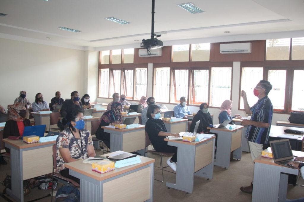 IMG 0780 1024x682 - Di Usia Ke-19 Universitas Widyatama Makin Serius Meningkatkan Kualitas Lulusan, Dengan Menggelar Pelatihan Calon Asesor LSP-BNSP