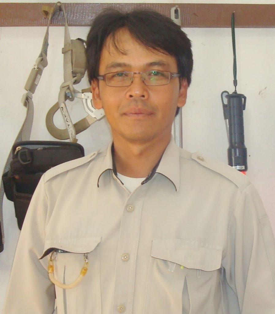 Yanyan Agustian PhD Prodi Teknik Sipil Universitas Widyatama Bandung 1 898x1024 - Universitas Widyatama Mensosialisasikan Teknologi RWH Dan Eco Garden Dalam Penanggulangan Masalah Kekeringan