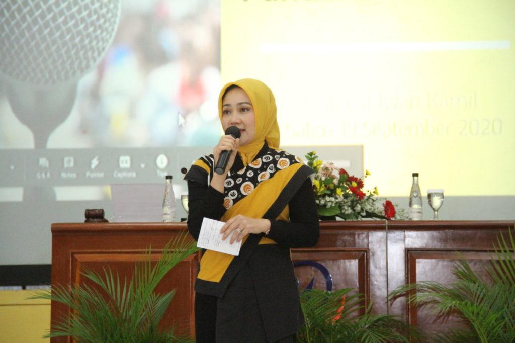 5 1024x682 - Atalia Istri Gubernur Jabar Jadi Dosen Universitas Widyatama, UTama Selangkah Lebih Maju Dari Universitas Lainnya