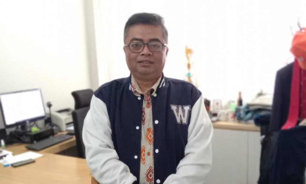 """Prof Dr Mohd Haizam Mohd Saudi Warek Universitas Widyatama 1024x616 - Dedikasi Haizam Profesor Dari """"Negeri Jiran"""" Malaysia Menjadikan Universitas Widyatama Kampus Riset Ternama"""