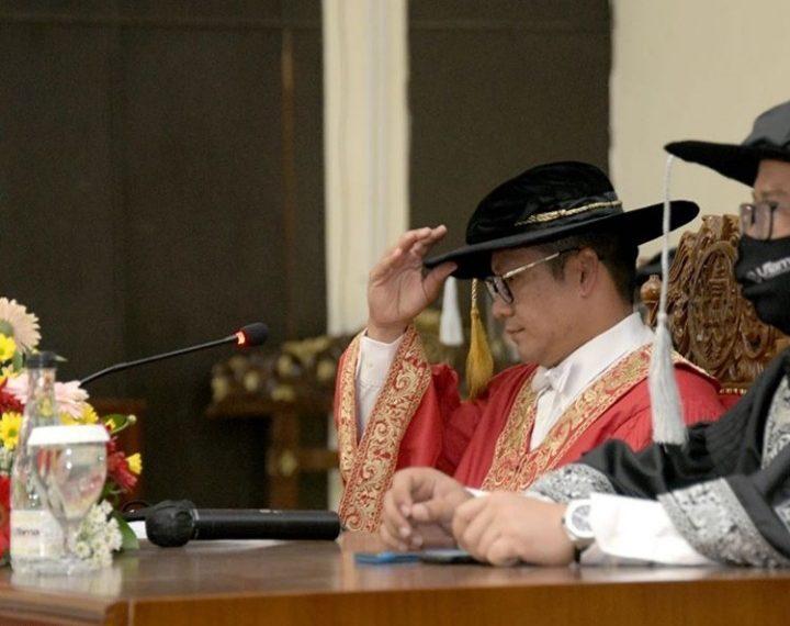 Prof Obi Mendukung Prof Uman Menjadi Kepala LLDIKTI Wilayah IV Untuk Kali Kedua