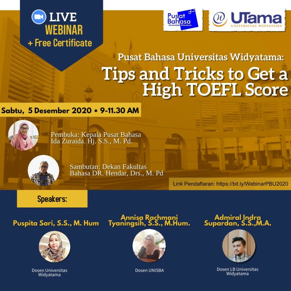 Tips and Tricks to Get a High TOEFL Score