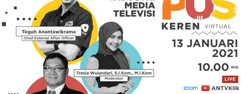 Industri Media Televisi Kampus Keren Virtual
