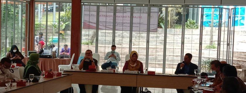 """FGD DPD RI-ICMI Orwil Jabar: Prof Obi Rektor Universitas Widyatama DPD RI Harus """"Bertindak Gila"""" Agar Setara Dengan DPR-RI"""