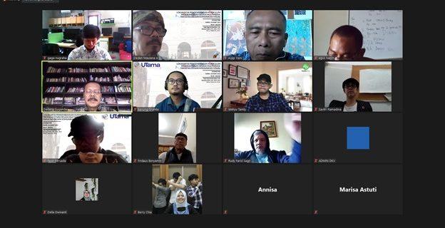 Lokakarya Kurikulum Multimedia Menuju Merdeka Belajar Kampus Merdeka