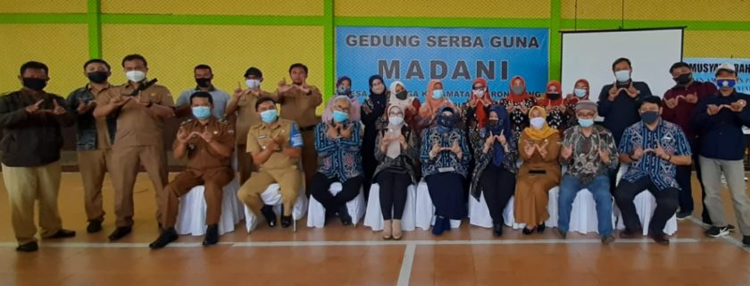 PKM Integratif Universitas Widyatama Terobos 7 Bina Desa Di Kecamatan Parongpong KBB