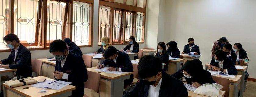 Mahasiswa Universitas Widyatama Mengikuti Sertifikasi BNSP