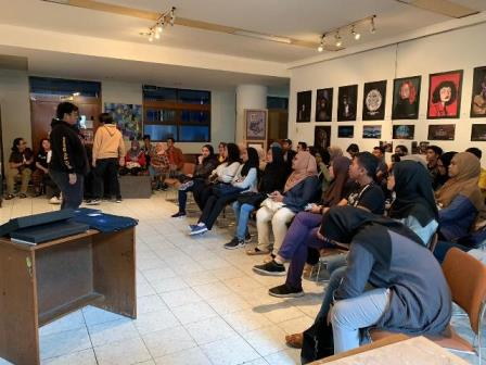 Sambut Kampus Merdeka, Prodi FTV DKV Widyatama Siapkan Terobosan Workshop Film Pendek Program Kampung Sinetron