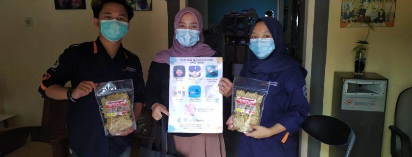 Pelaku UMKM di Kelurahan Margasari Terbuka Wawasannya Setelah Mengikuti Kegiatan Pengabdian Kepada Masyarakat Prodi Teknik Industri UTama