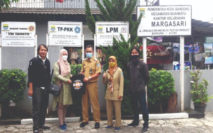 PkM Universitas Widyatama Prodi Teknik Industri 2 - Pelatihan Manajemen Resiko bagi UMKM di Kelurahan Margasari dalam Kegiatan Pengabdian Masyarakat Prodi Teknik Industri UTama