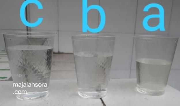 Udin Kaprodi Teknik Mesin Pengabdian kepada Masyarakat Universitas Widyatama 2 - Air Bau Dan Keruh Warga Cimahi Selatan Bisa Teratasi Oleh Alat Penjernih Air Buatan Dosen Teknik Mesin UTama