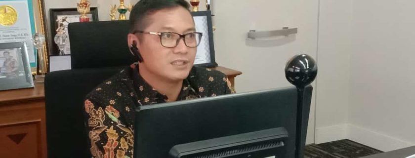 Sukses Menggelar Kegiatan Bursa Kerja Rektor Universitas Widyatama Di Wawancara Majalah Alumni Universitas Indonesia