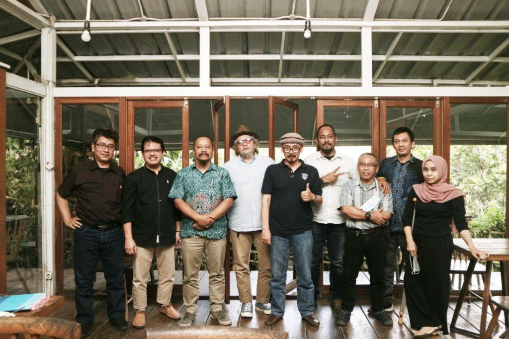 Kolaborasi DKV Unpas dan DKV UTama Untuk Mewujudkan Merdeka Belajar Kampus Merdeka