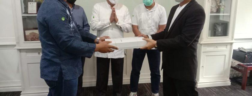 Gugun: Alhamdulillah Bantuan Dari Rektor Universitas Widyatama Bisa Menyelesaikan Pembangunan Masjid At-Taawun