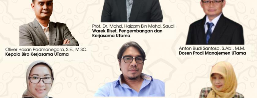 Dosen Universitas Widyatama Berupaya Bantu Pelaku UMKM Jabar Tembus Pasar Global