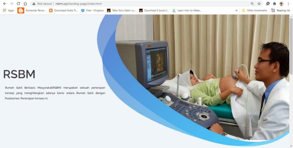 Beni Teknik Informatika Universitas Widyatama Aplikasi RSMB 2 1024x519 - Aplikasi Buatan Dosen Dan Mahasiswa UTama Upaya Turunkan Angka Kematian Ibu Dan Bayi Di Tanah Air