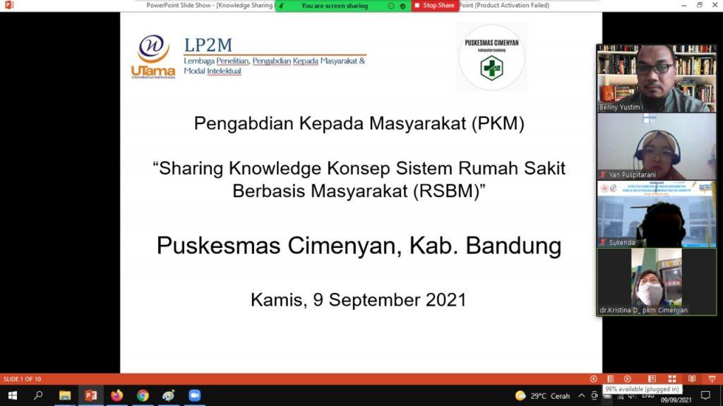 Beni Teknik Informatika Universitas Widyatama Aplikasi RSMB 3 1024x575 - Aplikasi Buatan Dosen Dan Mahasiswa UTama Upaya Turunkan Angka Kematian Ibu Dan Bayi Di Tanah Air